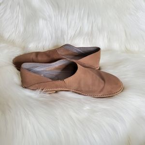 Eileen Fisher Shoes - Eileen Fisher Tumbled Nubuk Depan Loafer
